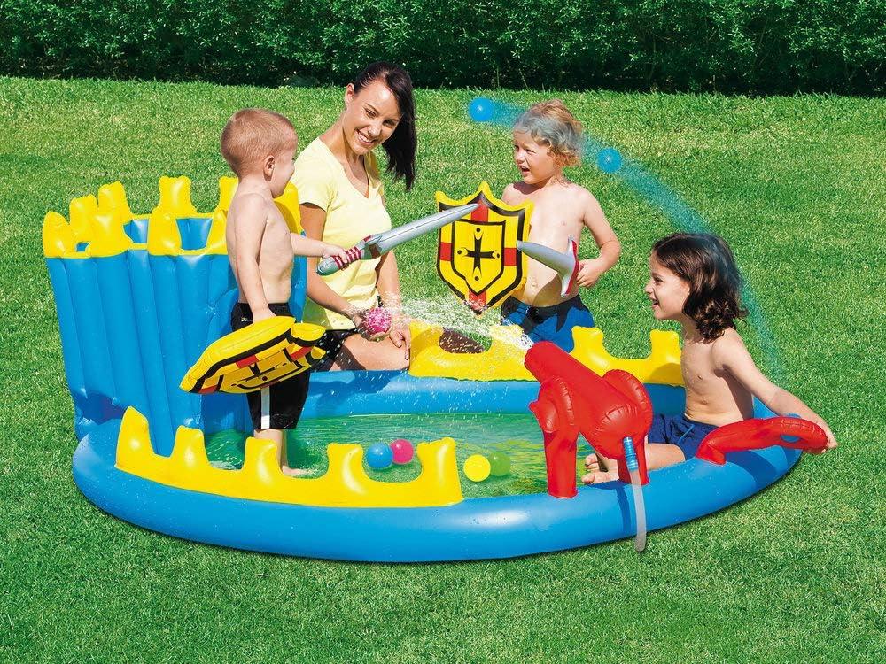 Bestway 52169 Siege Play Pool - Piscina Infantil (249x155x79 cm ...