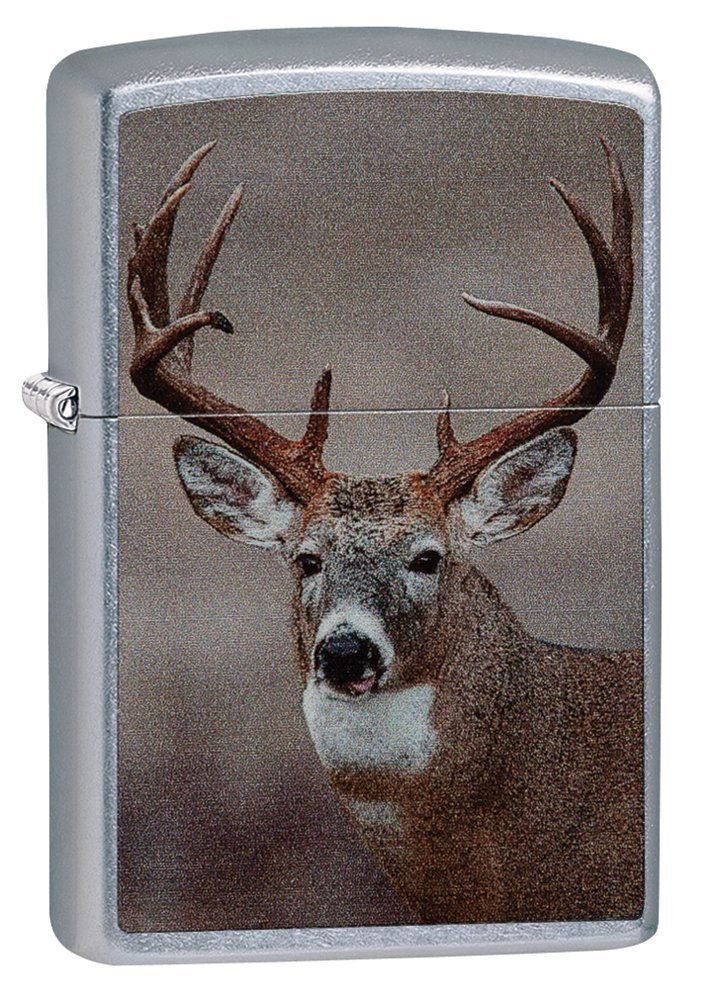 Zippo Animal Lighters High Polish Brass Zippo Manufacturing Company 29096