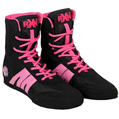 Amazon.com : RXN Boxing Shoes : Sports & Outdoors