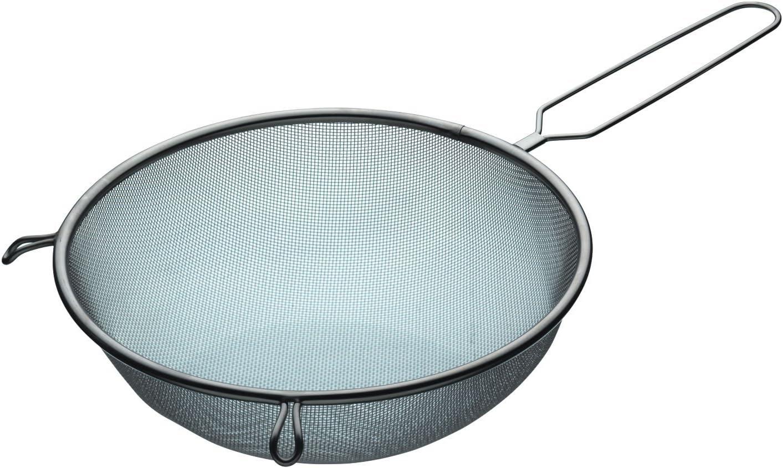 Kitchen Craft 25cm Stainless Steel Round Sieve