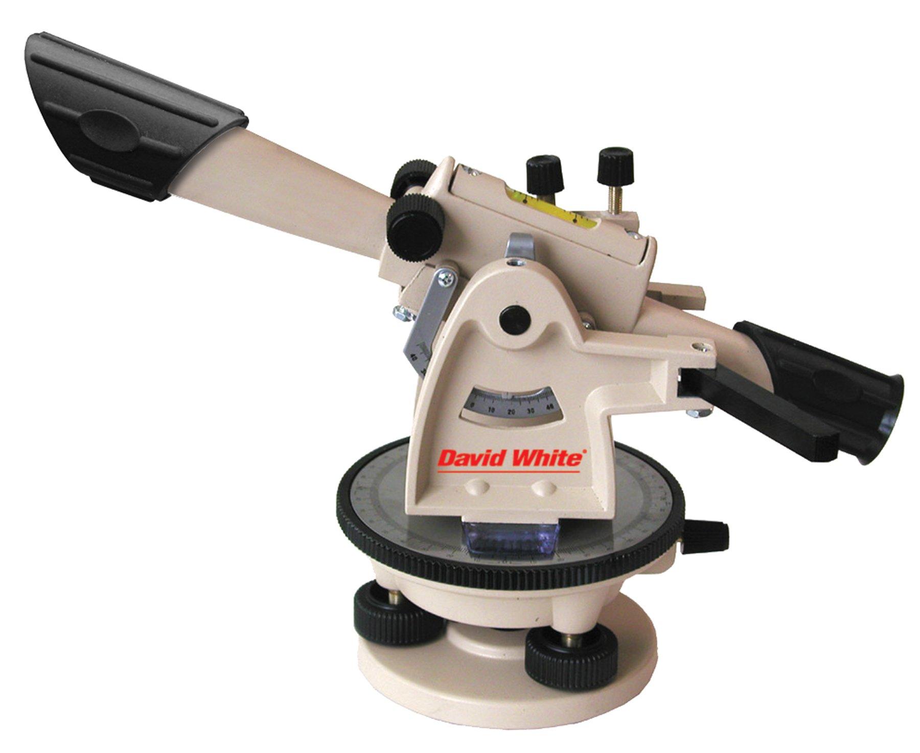 David White LT6-900 Meridian 22X Optical Level-Transit by David White