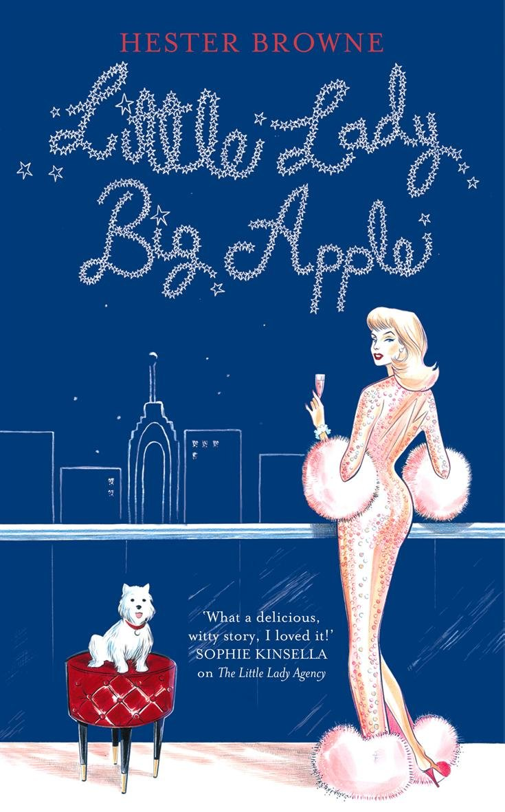 Download Little Lady, Big Apple pdf epub