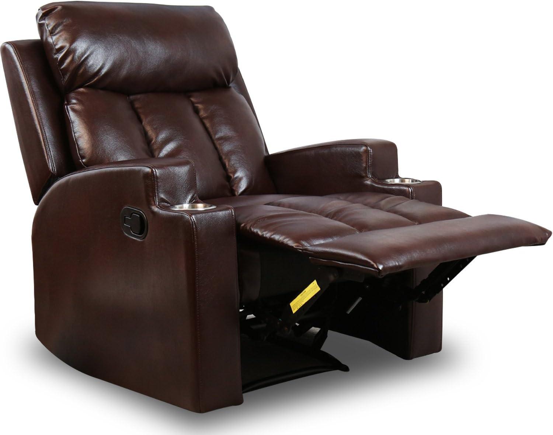 BONZY Recliner Chair Contemporary ...  sc 1 st  Amazon.com & Living Room Chairs   Amazon.com islam-shia.org