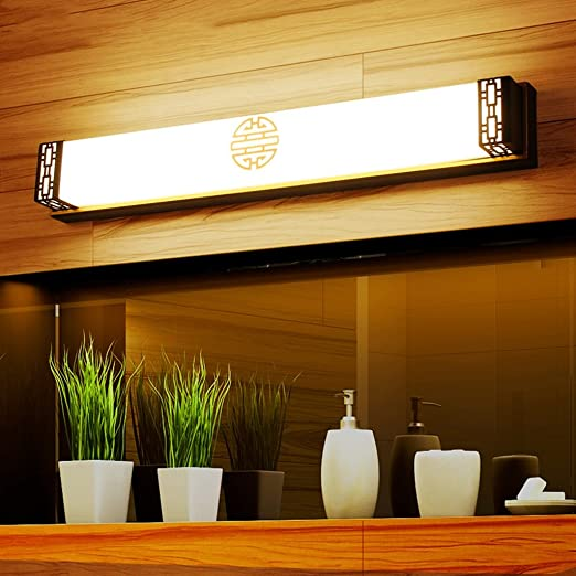 Mirror Front Lamp Led Bathroom Wall Lamp Dressing Table Mirror Front Lamp  Bedroom Simple Energy Saving
