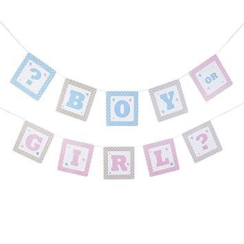 Neviti 773918 banderines de pie de bebé niño o niña: Amazon.es: Juguetes y juegos