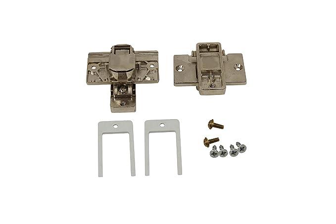 Bosch Neff Siemens lavadora integrado Bisagra de puerta Kit ...