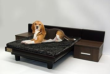 7821f019fb89 MAXI MARRON Cama para Mascotas - Perros y Gatos: Amazon.es: Productos para  mascotas