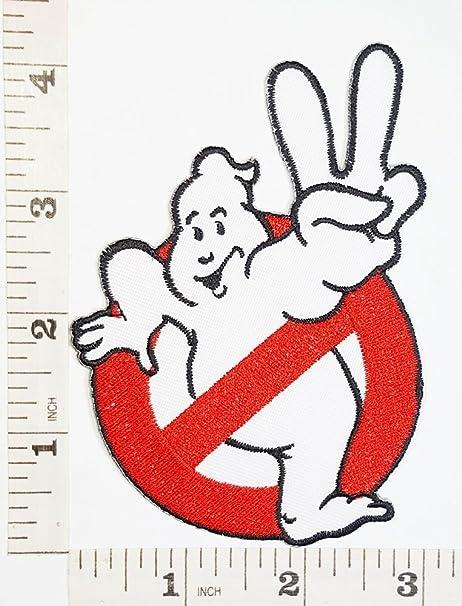 Los Cazafantasmas Logo película Logo blanco y negro de los ...