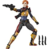Hasbro G.I. Joe Classified Series Scarlett Action Figure Collectible 05 Premium Toy with Multiple Accessories 6-Inch Scale wi