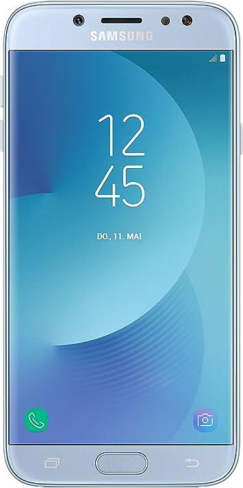 Samsung Galaxy J7 2017, Smartphone libre (5.5, 3GB RAM, 16GB, 13MP/Versión europea), color Azul: Amazon.es: Electrónica