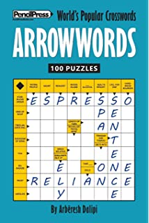 arrowwords worlds popular crossword for adults 100 puzzles book