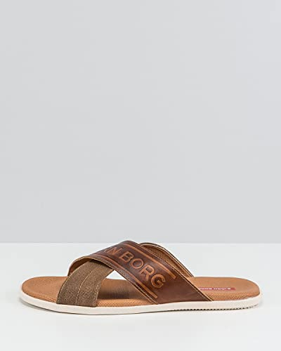 bd27160ad Björn Borg Men s Fashion Sandals brown brown  Amazon.co.uk  Shoes   Bags