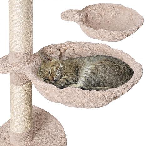 HappyPet liegemulden para rascador Dormir hueco accesorios para gatos, diversos colores y Tamaños