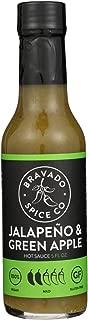 product image for Jalapeño And Green Apple Hot Sauce By Bravado Spice Gluten Free, Vegan, Low Carb, Paleo Hot Sauce All Natural 5 oz Hot Sauce Bottle Award Winning Gourmet Hot Sauce…