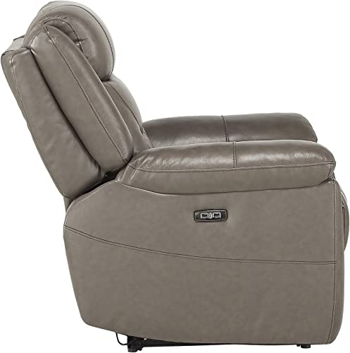 Homelegance 87 Power Double Reclining Sofa, Brown