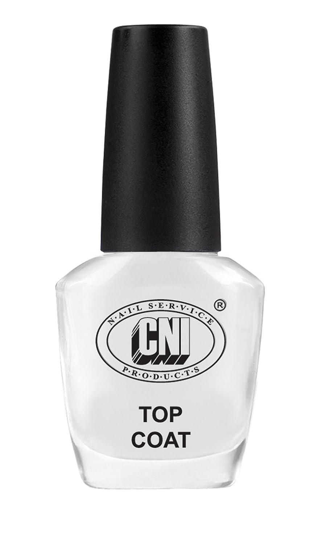 CRI LTC 3-15- Top Coat, smalto effetto opaco, 1x 15ml CNI