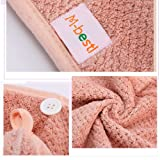 2 Pack Hair Towel Wrap,Hair Drying Towel with
