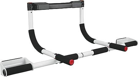 Perfect fitness perfect multifunctional, barra per trazioni unisex adulto, nero, taglia unica 31021EU