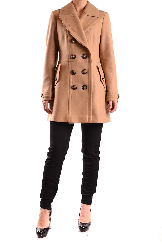 burberry damen mcbi056008o beige wolle mantel jetzt kaufen. Black Bedroom Furniture Sets. Home Design Ideas