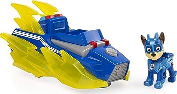 PAW PATROL MIGHTY PUPS Charged Up sur le thème de véhicules-Chase Jouet