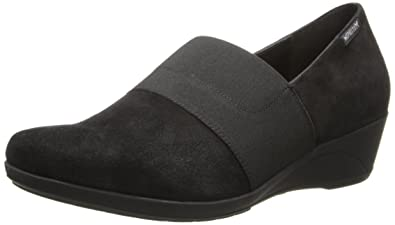 Women's Other Slip Ons For Sale Women Mephisto Kalima Black Velcalf Premium KALIMA12200 Designer For Sale