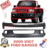 Lower Panel Valance for Ford Expedition 99-02//F-Series 99-03 Front Textured W//Tow Hook and Fog Light Holes CAPA Certified