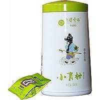 七彩云南 新会小青柑 2018年 普洱茶 熟茶 柑橘 桔普茶 100克/盒