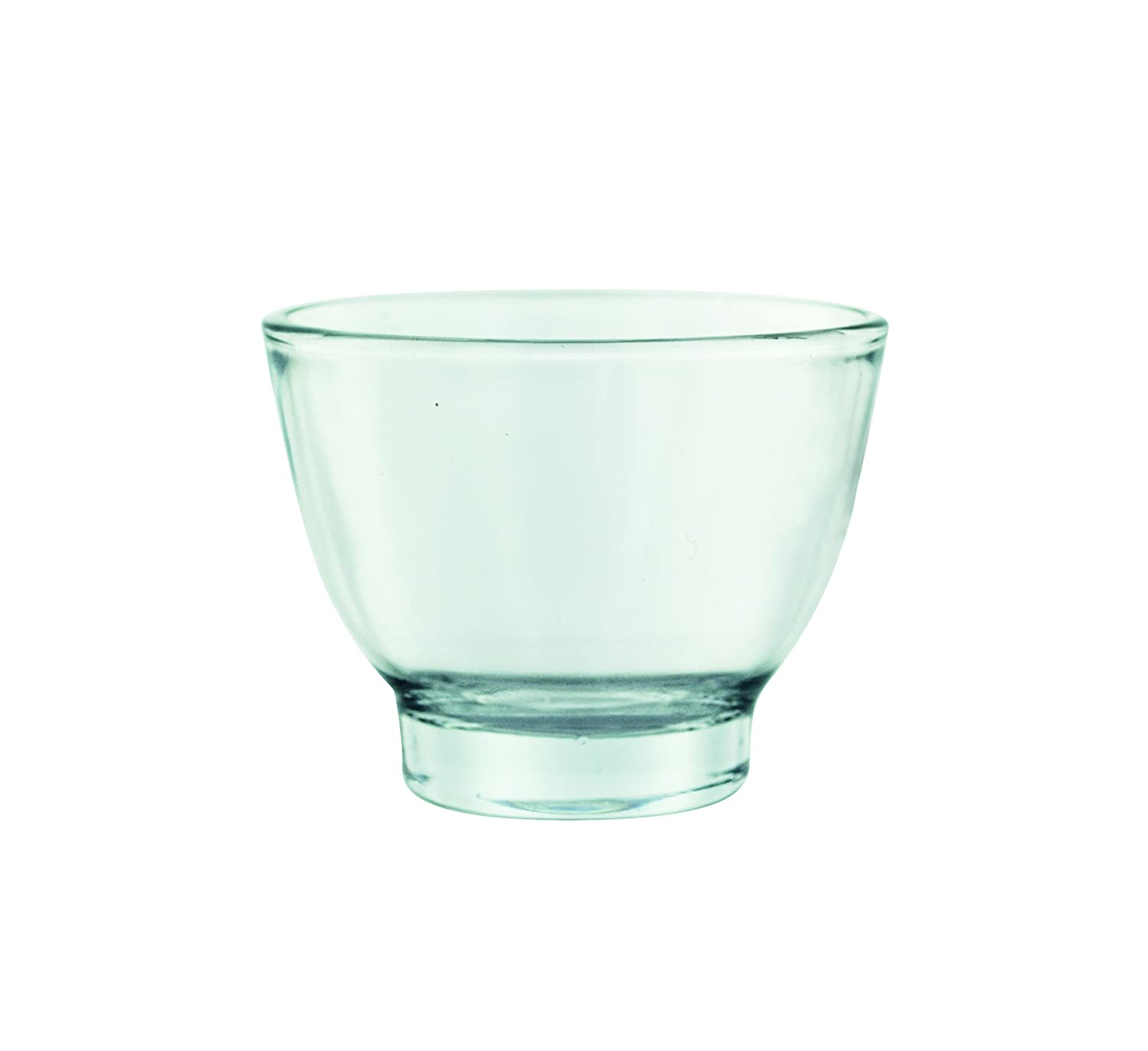 Case of 12 PK210VRCYL4 Recyclable Clear Mini Cup Shot Glasses PacknWood 2 oz, 1.6 x 4.1 Transparent Cylo 2 Shooter Glass