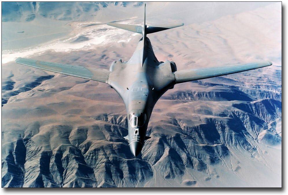 US AIR FORCE USAF B-1B bomber 8X12 PHOTOGRAPH