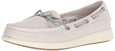 6433f15c7ca0 Amazon.com | SPERRY Women's Oasis Canal Canvas Boat Shoe | Shoes