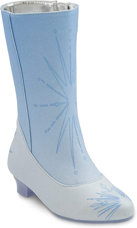 Frozen 2 Disney Elsa Costume Boots for Kids