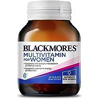 Blackmores Multivitamin for Women (50 Tablets)