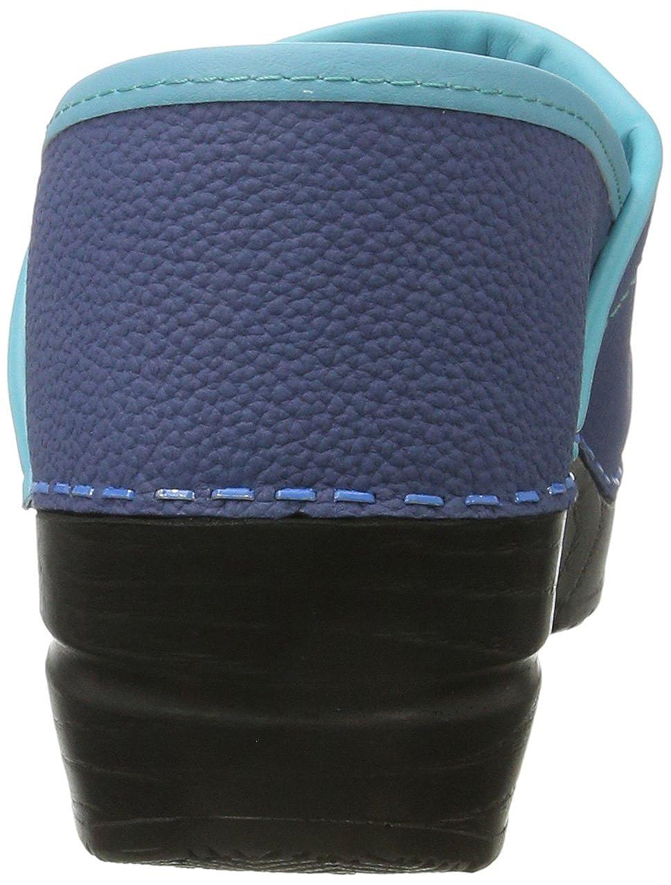 Electra closed 457216W-29 - Zuecos de cuero para mujer: Amazon.es: Zapatos y complementos