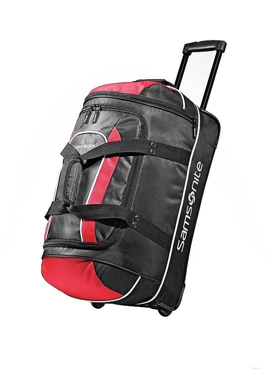 Amazon.com | Samsonite Luggage 22 Inch Andante Wheeled Duffel ...