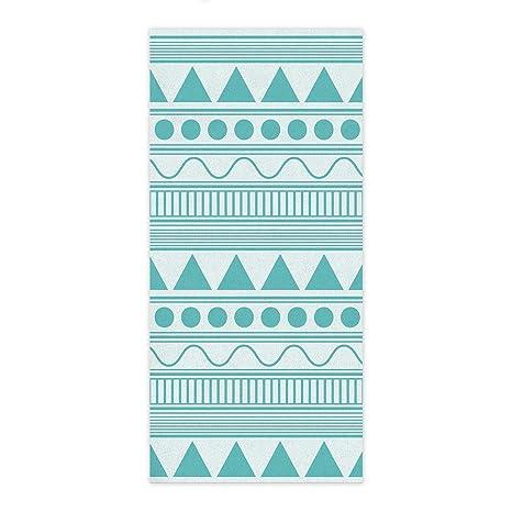 Geométrico decoración toalla de playa de secado rápido Pop estilo Triángulo Rayas Graphic toallas de ducha