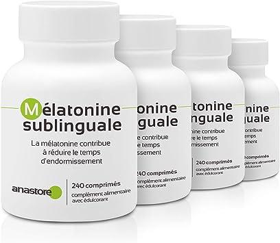 MELATONINA SUBLINGUAL OFERTA 3+1 GRATIS | Pureza garantizada ...