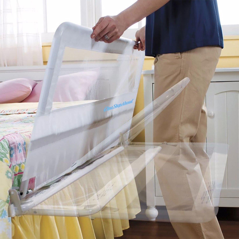 Amazon.com: Ocultable Extra largo cama Raíl – hecho extra ...