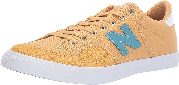 New Balance Numeric NM 212 Sneakers Skateschuhe Gelb