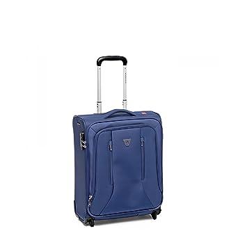 Roncato City Business Maleta a 2 ruedas 55 cm compartimento portátil blu: Amazon.es: Equipaje