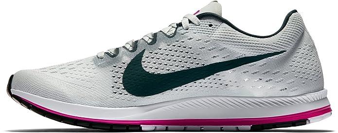 official photos c7da9 33dc1 Amazon.com   Nike Zoom Streak 6 Ankle-High Fabric Running Shoe   Running