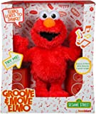 Sambro Sesame Street Groove and Move, Dancing Elmo, Red