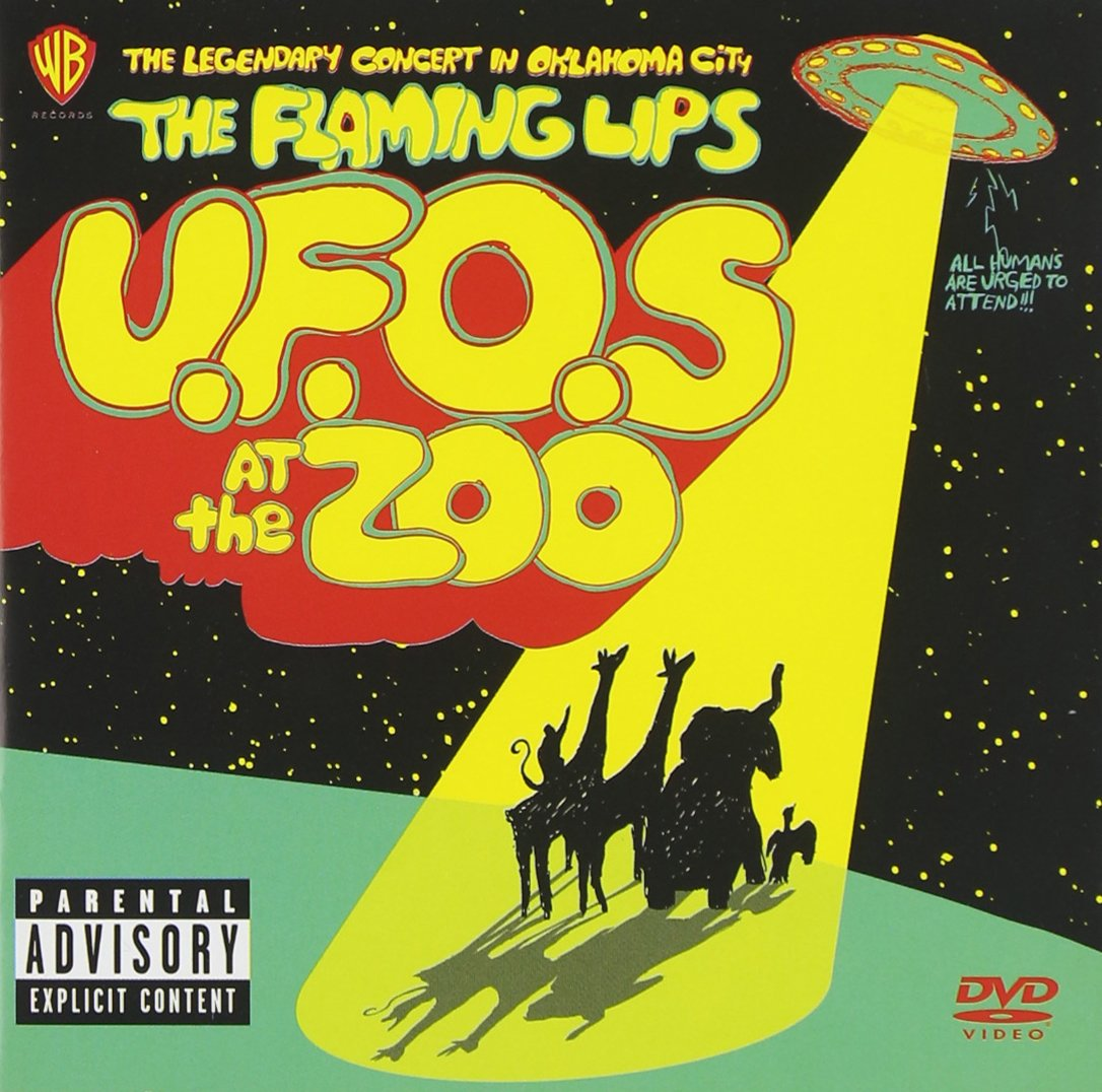 U.F.O's At The Zoo - The Legendary Concert In Oklahoma City