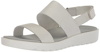 5ce7697d5 Amazon.com  ECCO Women s Freja 2-Strap Sandal  Shoes
