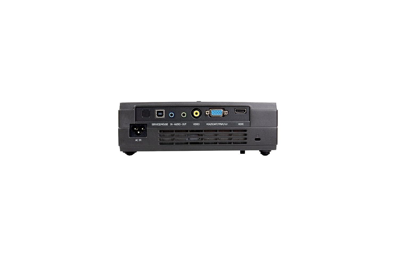 Optoma W304m Dlp Projektor Wxga 3100 Lumen 100001 Kontrast 3d Castello Keyboard Mouse Usb Zoom 115x Heimkino Tv Video