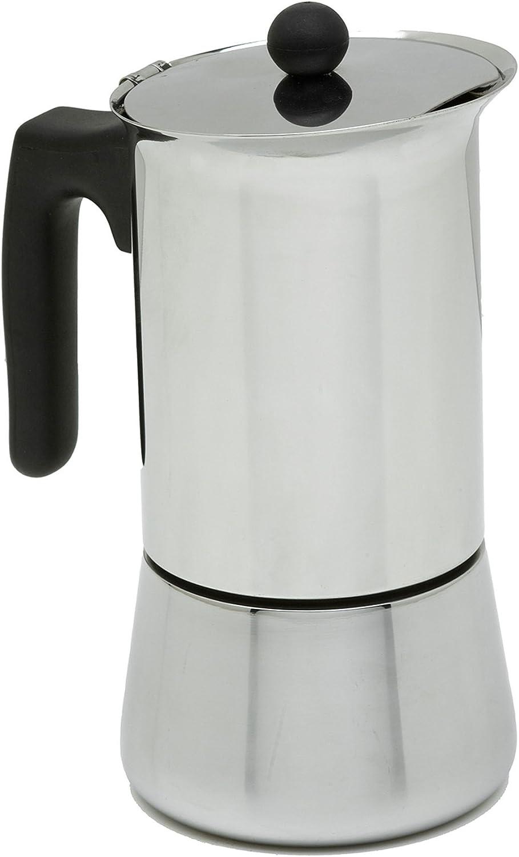 ALZA Cafetera Exprés Acero INOX 12 Tazas: Amazon.es: Hogar