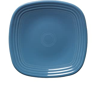 product image for Fiesta 9-1/8-Inch Square Luncheon Plate  Peacock