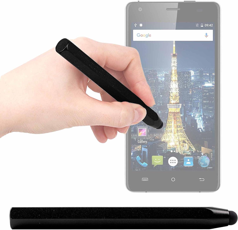 DURAGADGET Lápiz Stylus para Smartphone Cubot King Kong/Cubot Echo/Oukitel Mix 2: Amazon.es: Electrónica