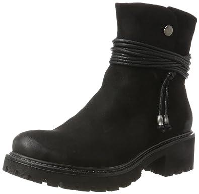 S.Oliver 5-25439-29 Noir - Chaussures Bottine Femme