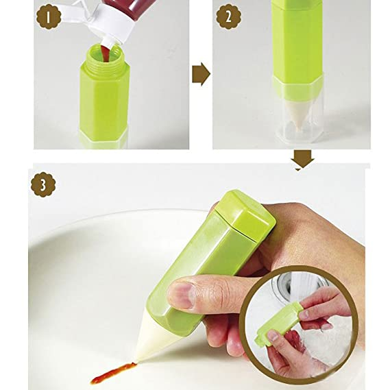 Bolígrafo para decoración de pasteles, bolígrafo de glaseado, boquilla para fondant, kit de herramientas de azúcar para repostería, bolígrafo para ...