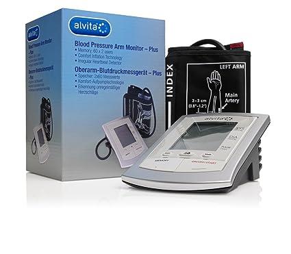 Alvita Blood Pressure Monitor Plus by Alvita